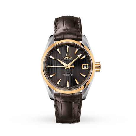 Omega Seamaster Aquaterra Co-Axial Watch