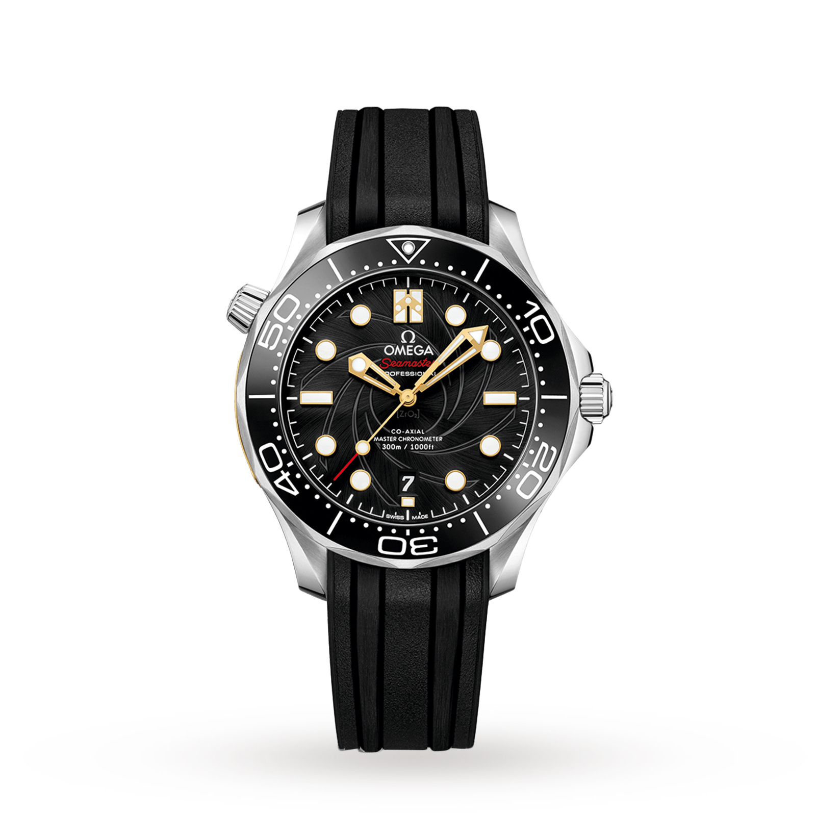 Omega Co-Axial Diver...