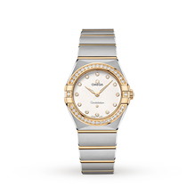 Omega Constellation Manhattan 28mm Ladies Watch O13125286052002