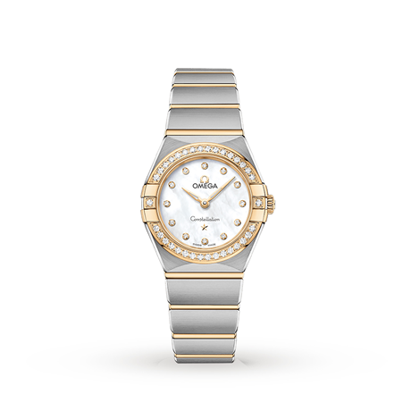 Omega Constellation Manhattan 25mm Ladies Watch O13125256055002