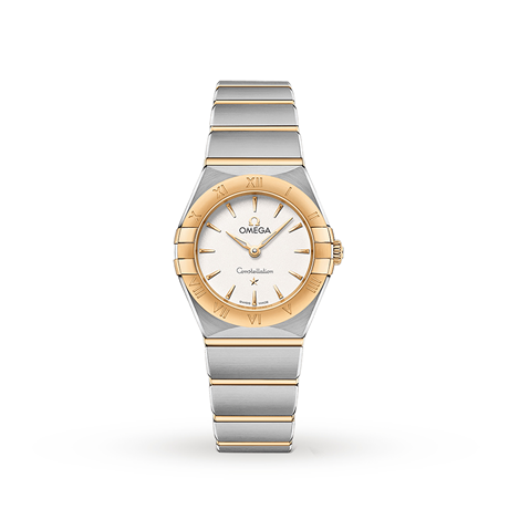 Omega Constellation Manhattan Quartz 25mm Ladies Watch