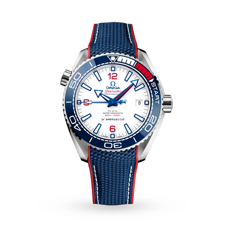 Omega Seamaster America's Cup Co-Axial Master Chronometer