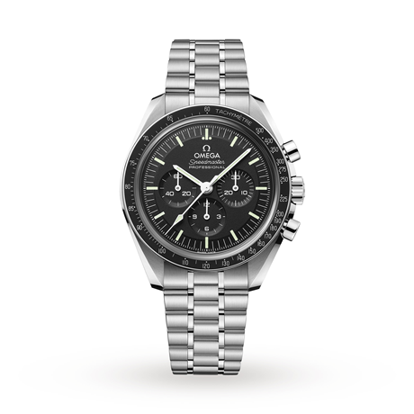 New 2021 Omega Speedmaster Moonwatch Professional Co-Axial Master Chronometer 42mm Mens O31030425001002 - Register Your Interest