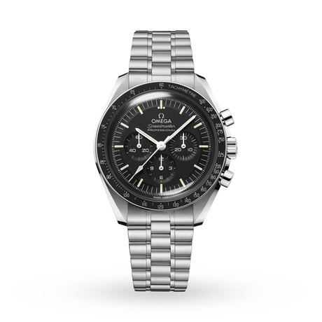 New 2021 Omega Speedmaster Moonwatch Professional Co-Axial Master Chronometer 42mm Mens O31030425001001 - Register Your Interest