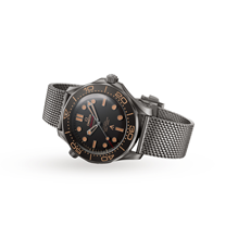 Omega Seamaster Diver 300m James Bond 007 2020 Edition