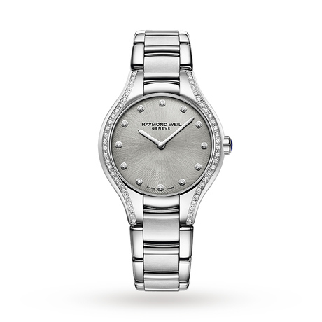 Raymond Weil Noemia 32mm Ladies Watch 5132-STS-65081