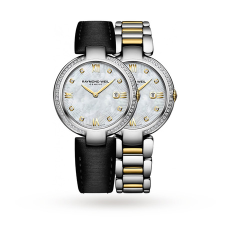 Raymond Weil Shine 32mm Ladies Watch 1600-SPS-00995