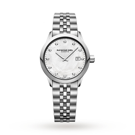 Raymond Weil Freelancer 29mm Ladies Watch 5629-ST-97081