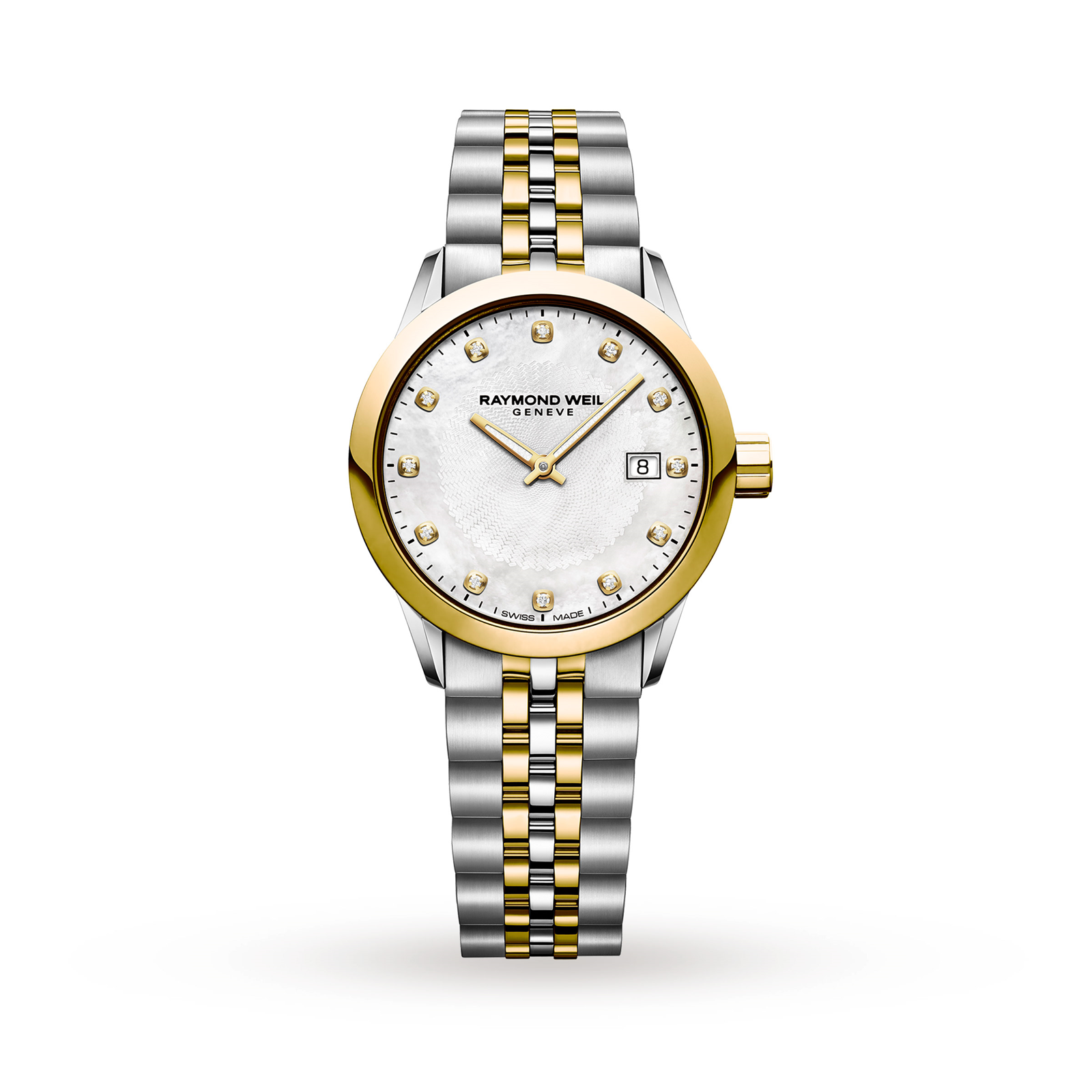 Raymond Weil Freelancer Quartz Ladies Watch