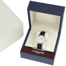 Longines Conquest Heritage Mens 35mm Automatic Watch