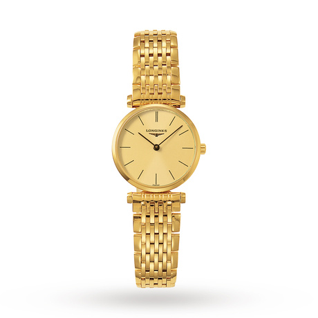 Longines La Grande Classique Ladies 24mm Quartz Watch