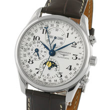 Longines Master Collection Mens 40mm Automatic Chronograph Watch