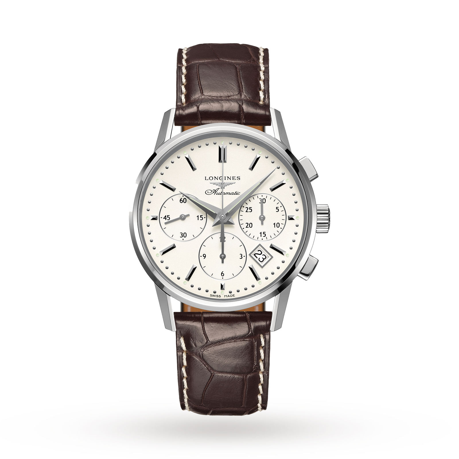 crownarch collection watches flow watch gadget portfolio chronograph