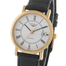 Longines Elegant Collection Ladies 27.2mm Automatic Watch