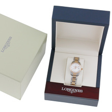 Longines Conquest Classic Ladies 29.5mm Diamond Watch