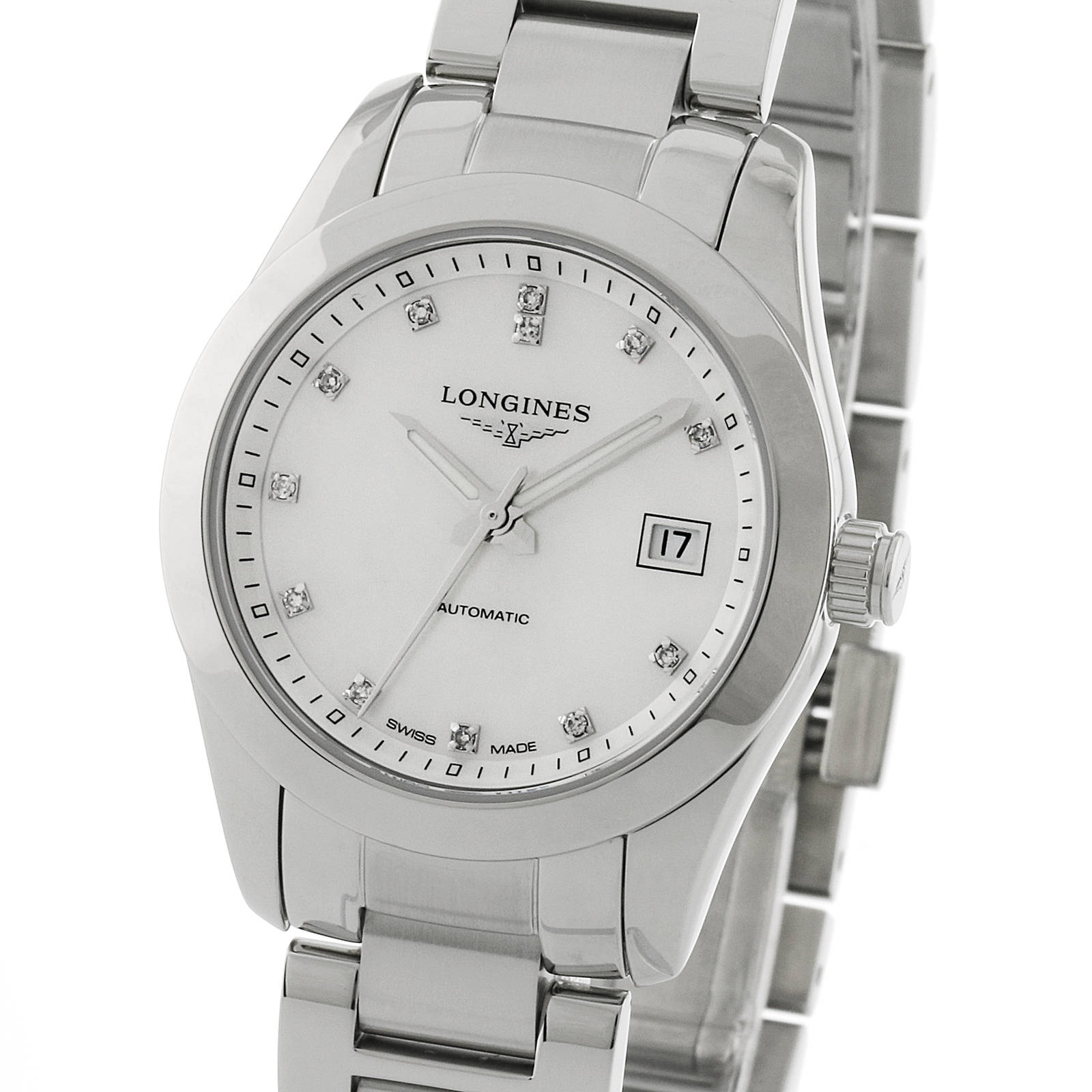 Longines Conquest Classic Ladies Watch
