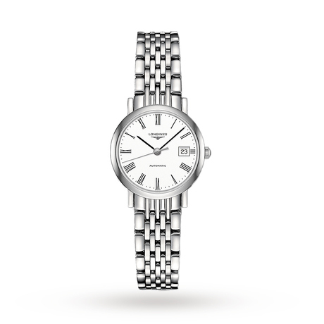 Longines Elegant Collection Ladies 25.5mm Automatic Watch