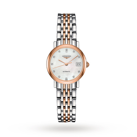 Longines Elegant Collection 26mm Ladies Watch L43095877