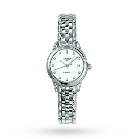 Longines Flagship 26mm Ladies Watch L42744876