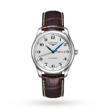 Longines Master Collection Mens 38.5mm Automatic Watch