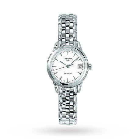 Longines Flagship Ladies 26mm Automatic Watch