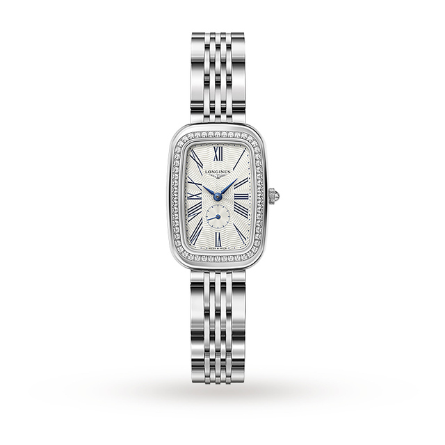 Longines Equestrian Ladies 22x32mm Quartz Watch