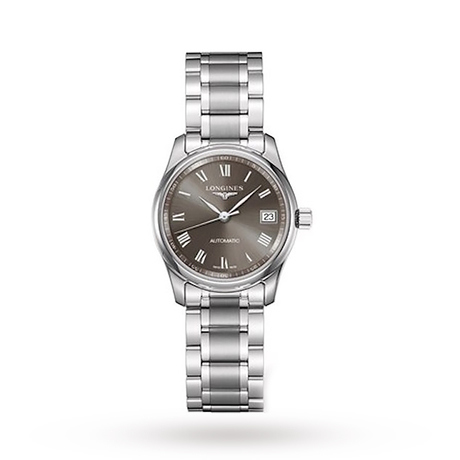 Longines Master Collection Ladies 29mm Automatic Watch