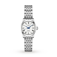 Longines Record Ladies 26mm COSC Automatic Watch