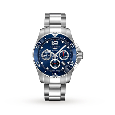 Longines HydroConquest Chronograph Automatic Men's Watch