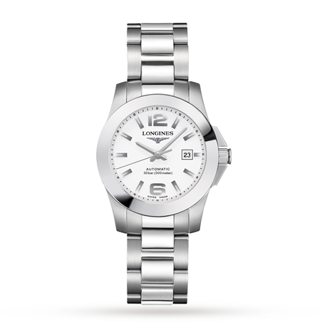 Longines Conquest Automatic Ladies Watch L32764166