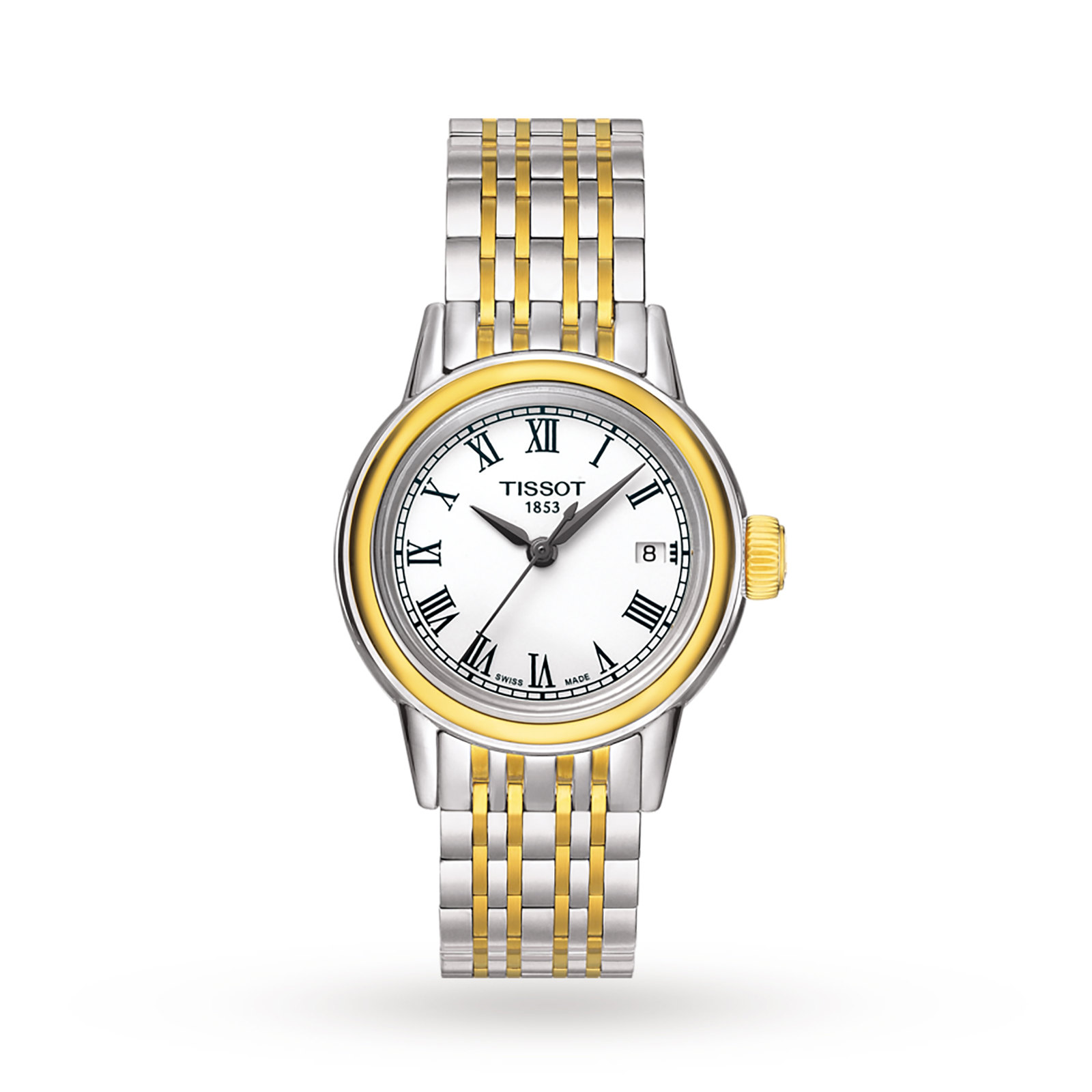 Ladies Tissot Carson Watch T0852102201300