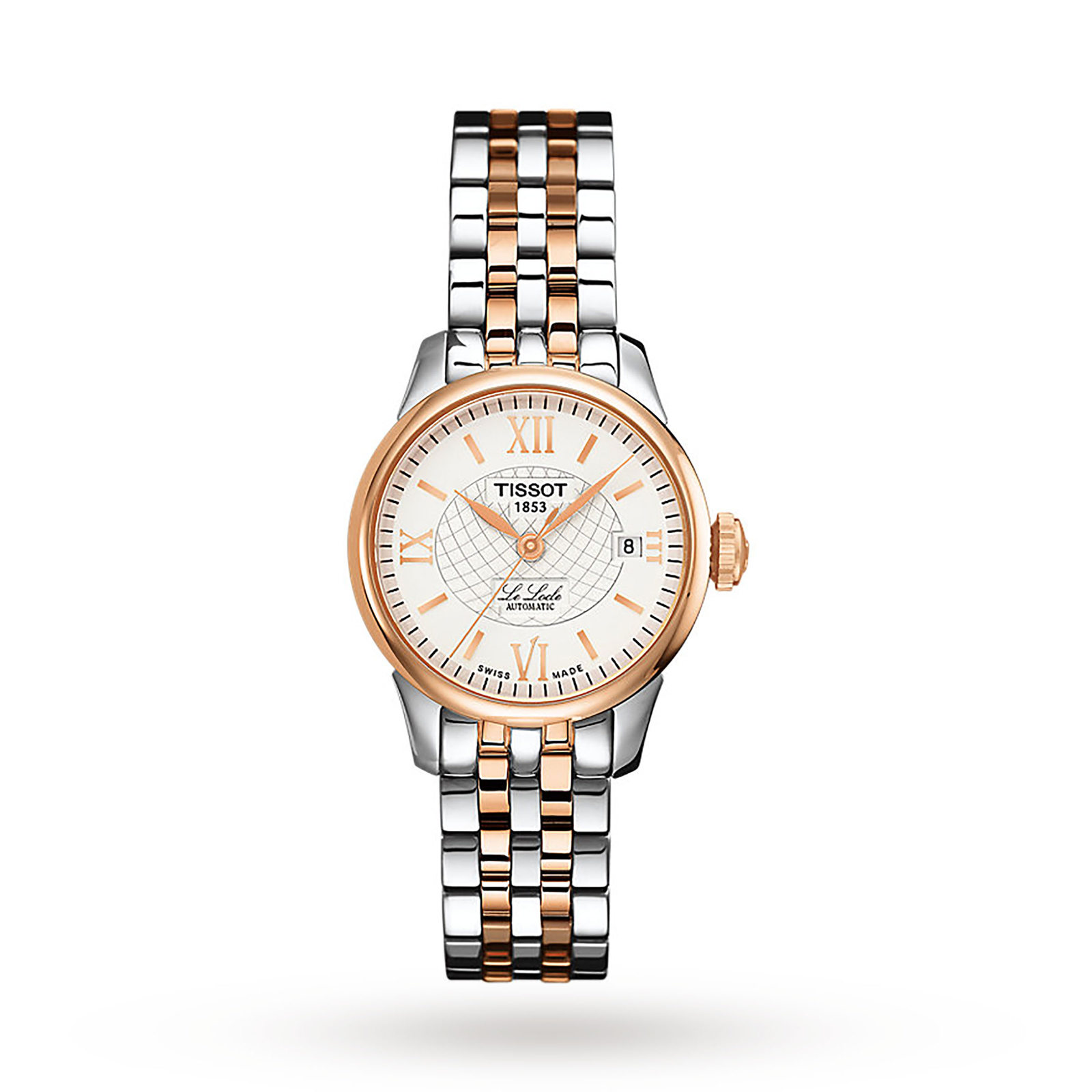 Tissot Ladies Le Locle Automatic Watch  8b23ec31b3ca
