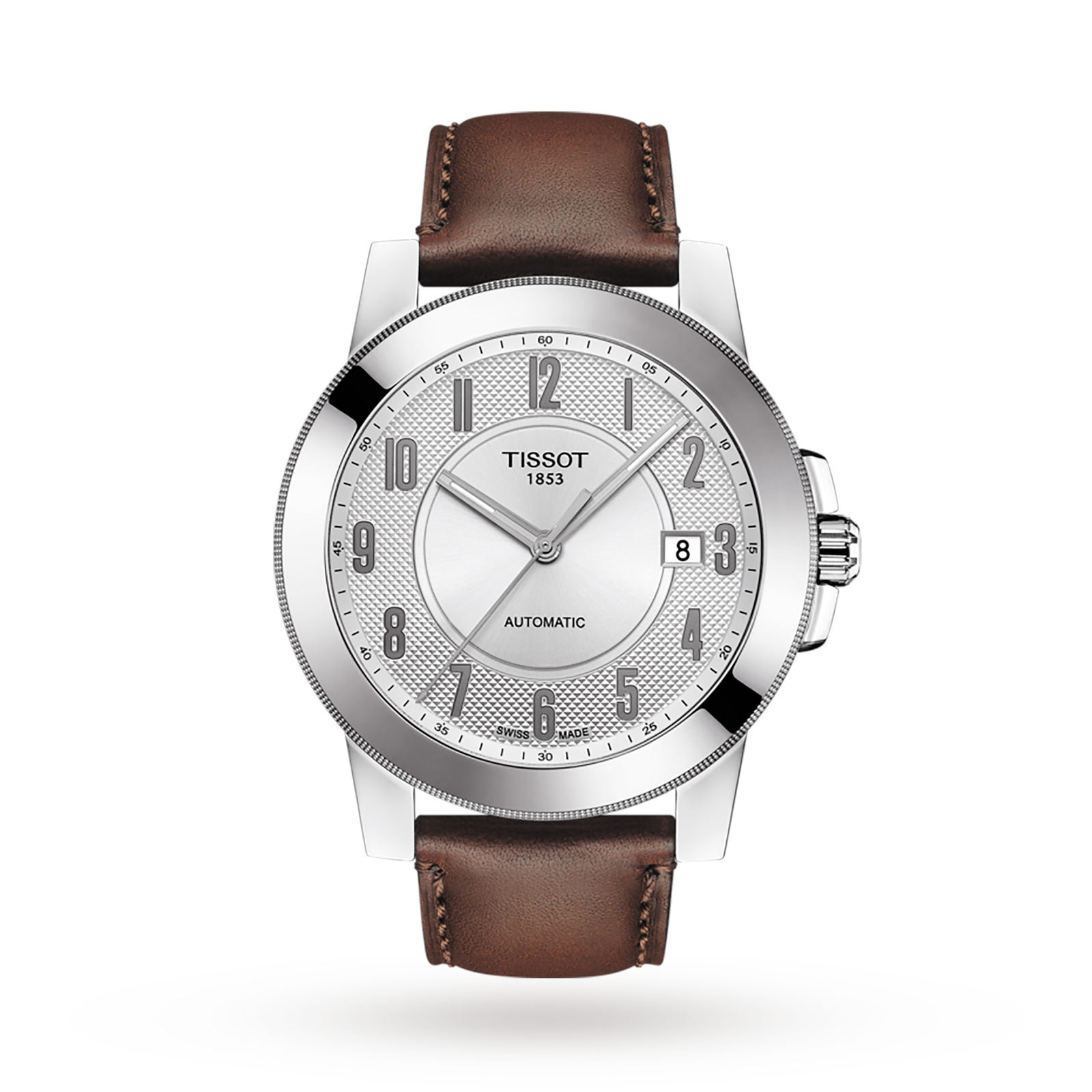 Tissot Mens Gentleman Automatic Watch