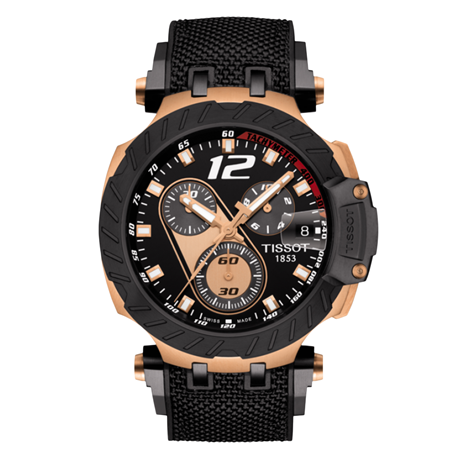Tissot T-Race MOTOGP 2019 Limited Edition Mens Watch 47.5mm Mens Watch T1154173705700