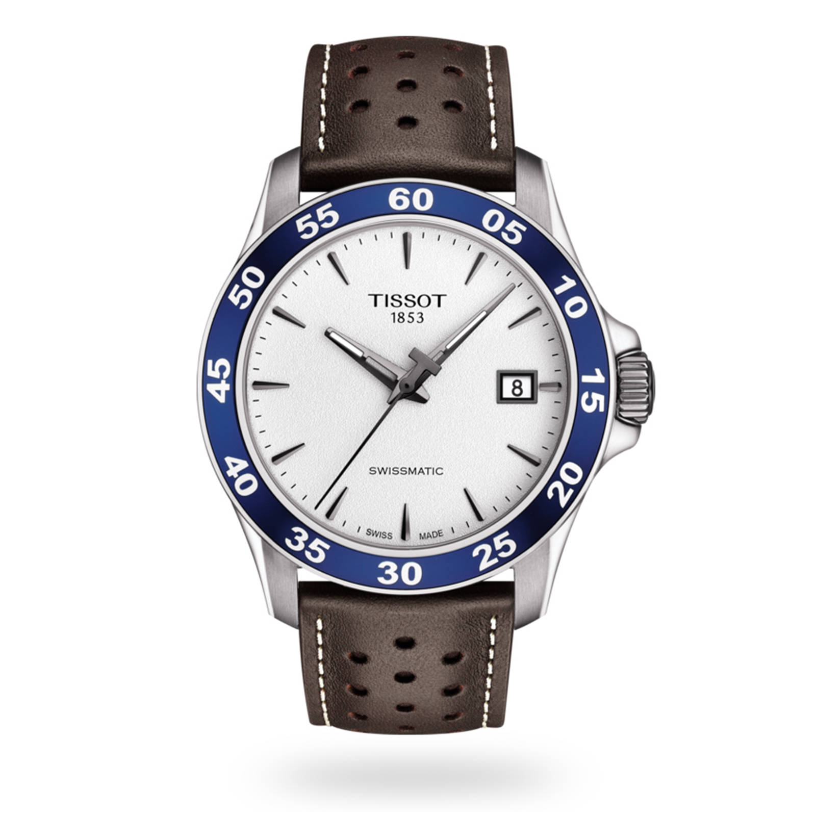 Tissot V8 Swissmatic Mens Watch