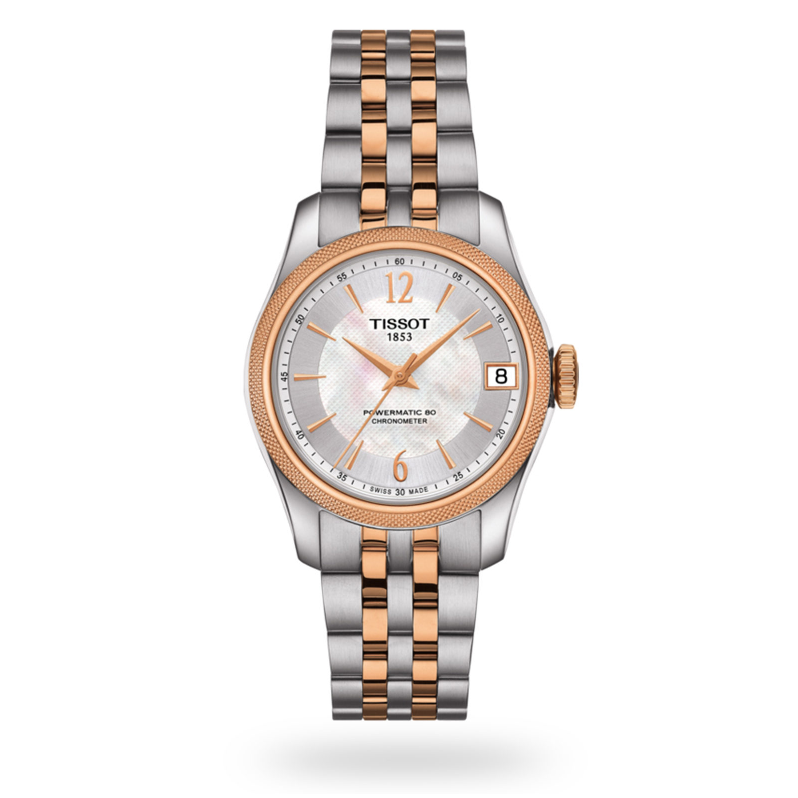 Tissot Powermatic 80 Ladies Watch