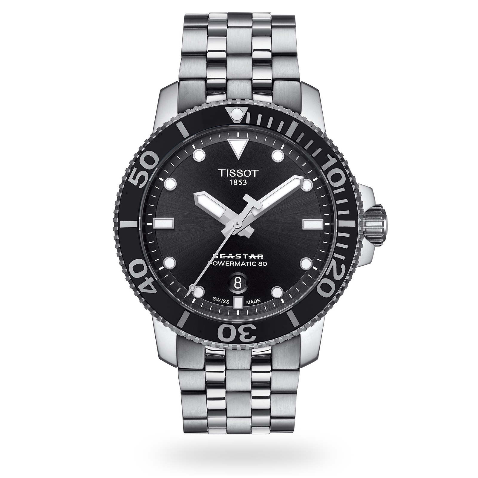 Tissot Seastar 1000 Automatic Mens Watch T1204071105100