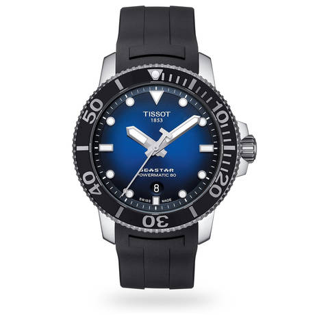 Tissot Seastar 1000 43mm Mens Watch T1204071704100