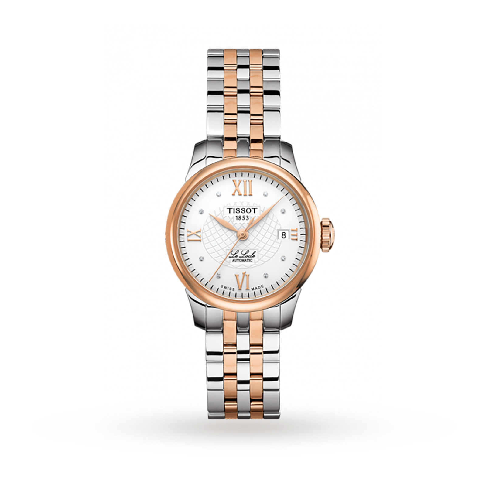 Tissot T-Classic Automatic Ladies Watch