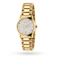 Gucci G-Timeless Gold PVD Watch YA126576