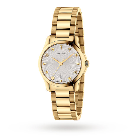 b9db03812c5 Gucci G-Timeless Gold PVD Watch YA126576