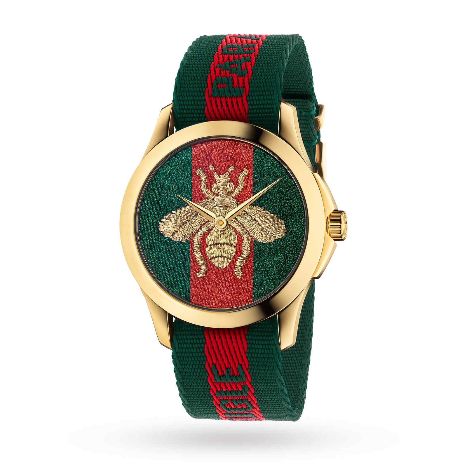 by rose stylish mens watch he cheap layer gold products watches womens w fashion silicone cheeky green