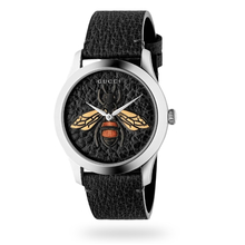 Gucci G-Timeless Black Bee Men's Watch