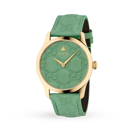 23211f84cd5 Gucci Timeless Fashion Unisex Quartz Watch