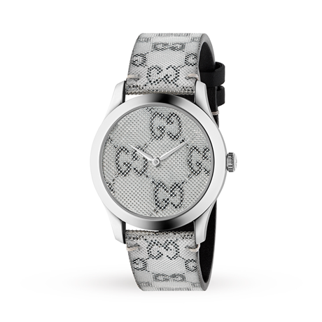 e3831bfca23 Gucci G-Timeless Contemporary Unisex Quartz Watch