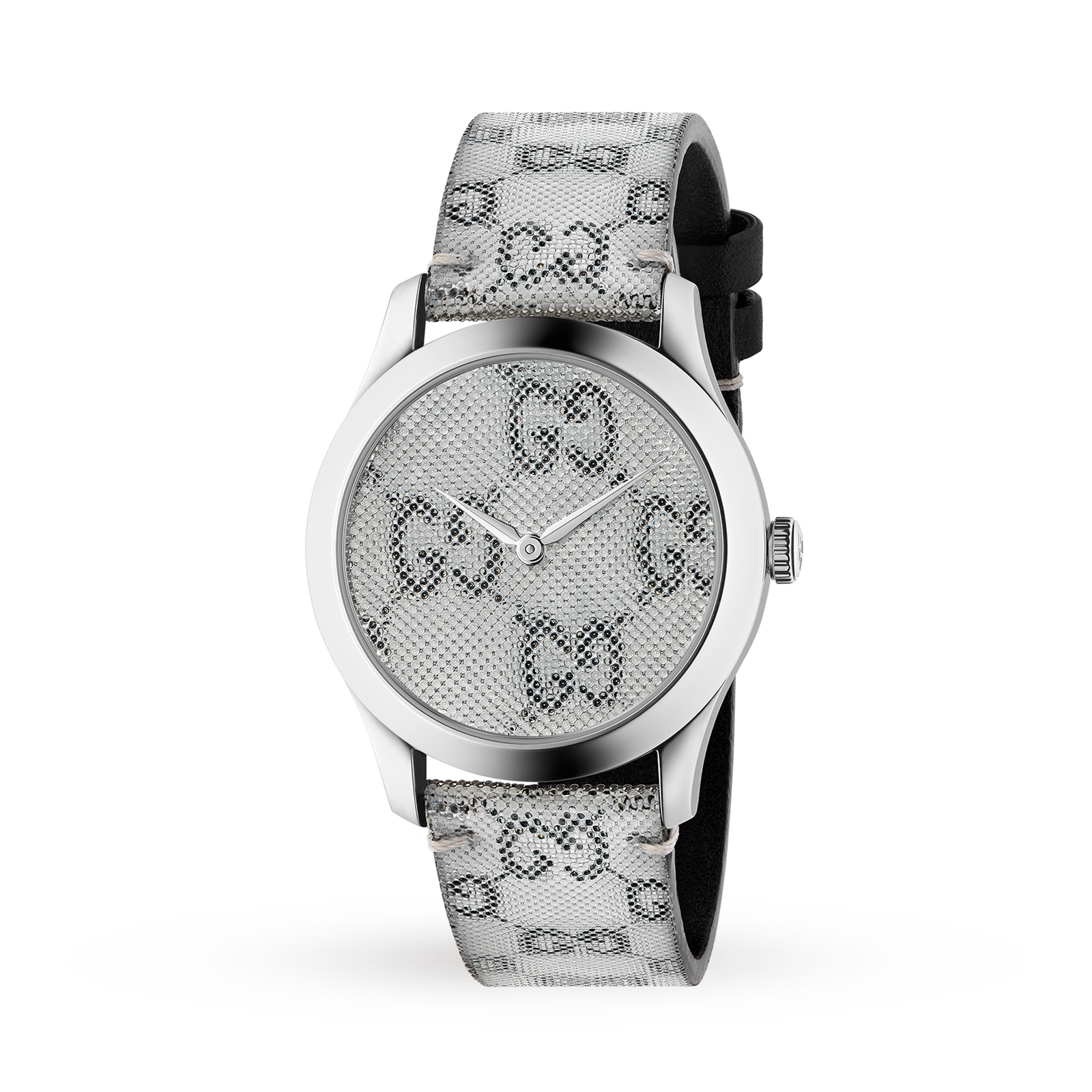Gucci G-Timeless Contemporary Unisex Quartz Watch