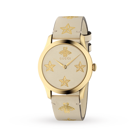 Gucci G-Timeless Garden Le Marché Des Merveilles Ladies Quartz Watch