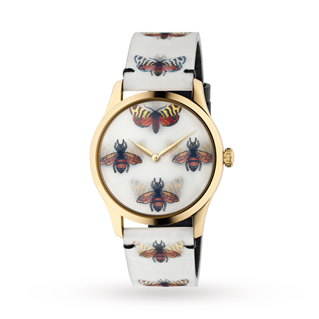 Gucci G-Timeless 38mm Ladies Watch YA1264109