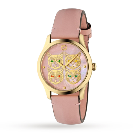Gucci G-Timeless Ladies Watch YA1264132