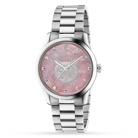 Gucci G-Timeless 38mm Ladies Watch Exclusive YA1264166
